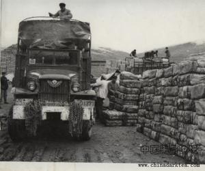 藏茶资料:砖茶到藏区之五十年代珍贵记忆