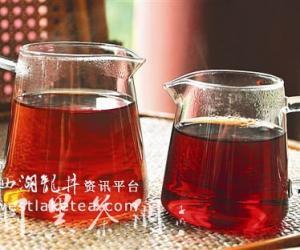 六堡生茶、熟茶及普洱生茶的区别