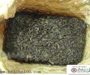 高档安化黑茶都是碣滩茶做的吗?